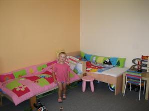 PRED spalna - TERAZ detska izba