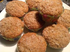Ananasovo-kokosové muffiny