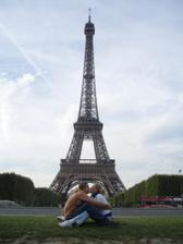 Líbánky v Paříži :-D