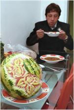 hotový melounek