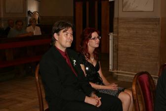 Naši svedkovia Majka a Jarko