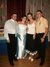 Ja, Vladko,moja kamoška Majka a manželom Mirkom
