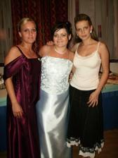 JA po polnoci s mojimi naj-kamoškami Maťkou a Majkou