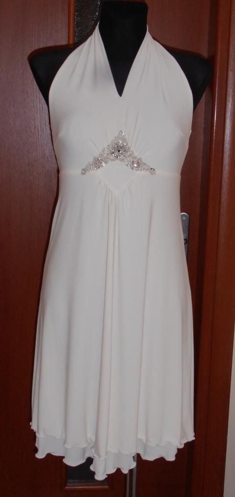 Smotanové šaty - Obrázok č. 1