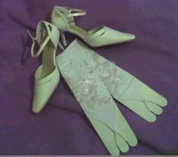 Botky a rukavičky :o)