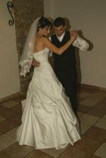 Náš prvý manželský tanec.