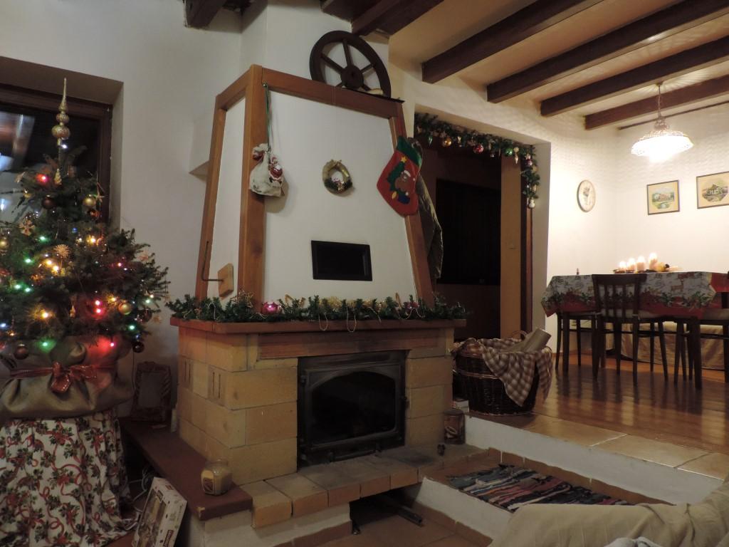 Naše Vianoce na vidieku - Obrázok č. 1