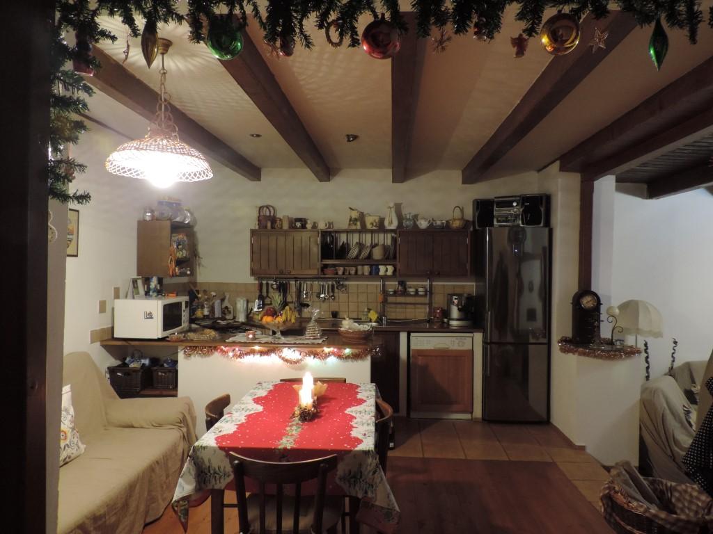 Naše Vianoce na vidieku - Obrázok č. 2
