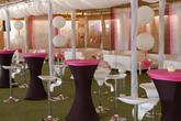 Svatební after party - kompletní dekorace a příprava