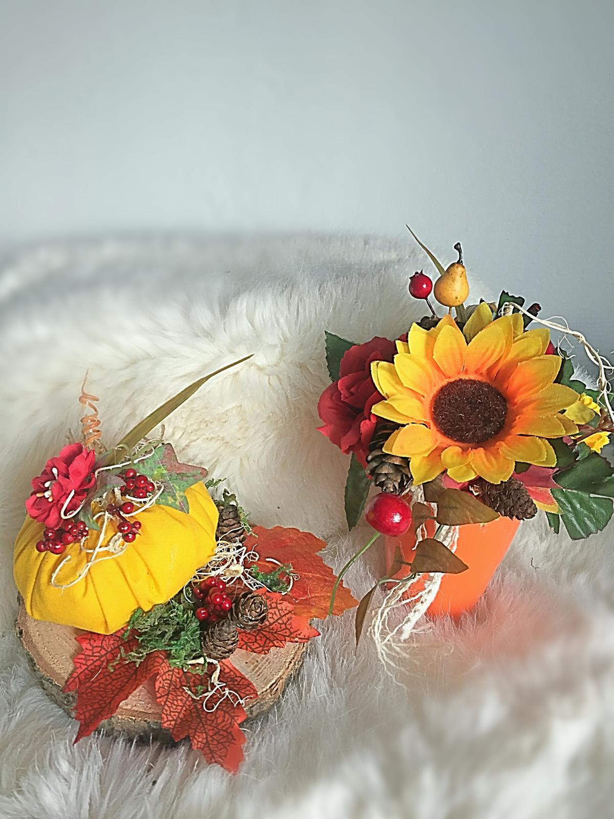 Jesenné tvorenie u nás... - Obrázok č. 2