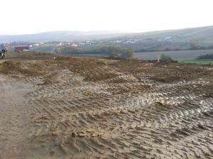 Konečne mame vyhľad a tie kopy hliny su preč )))