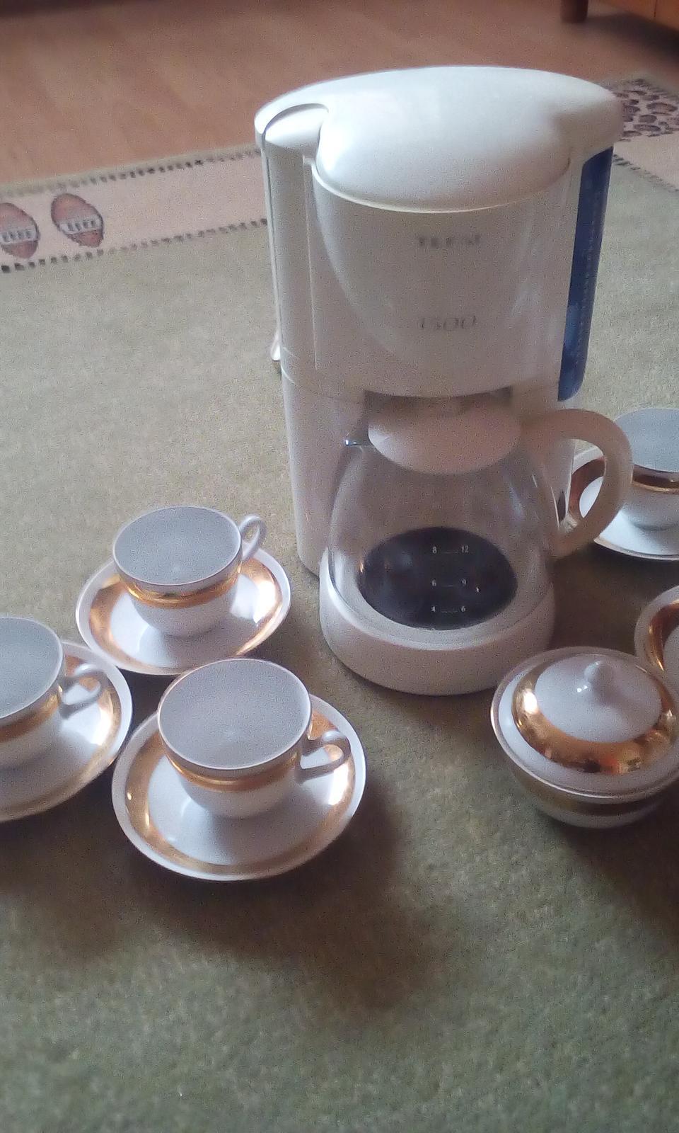 Kavovar+cajova alebo kavova suprava - Obrázok č. 2