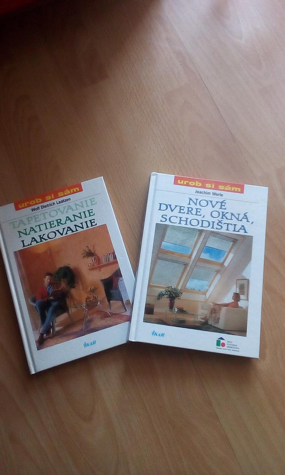 Dve knihy cena spolu - Obrázok č. 1