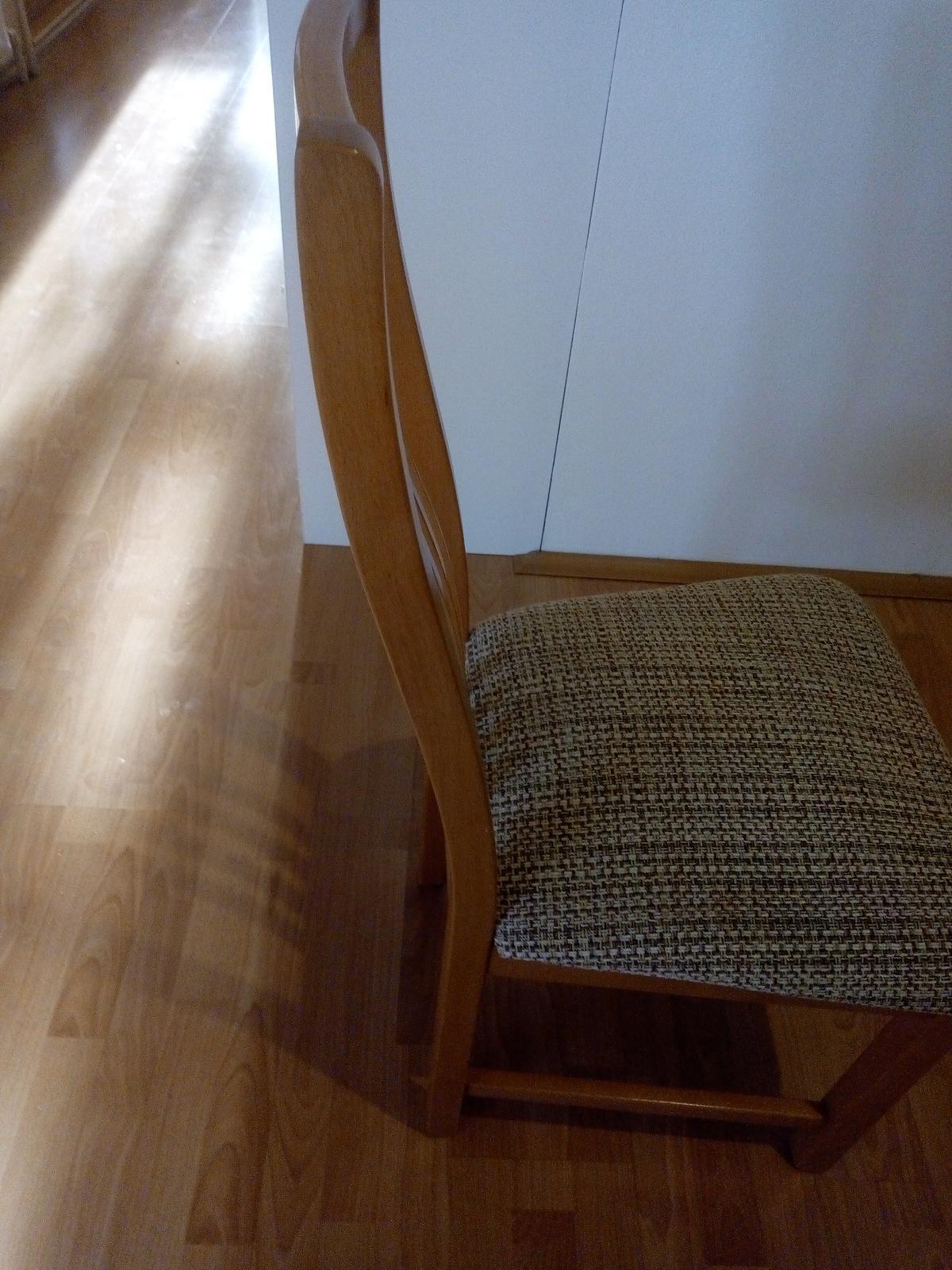 4x stoličky - Obrázok č. 4