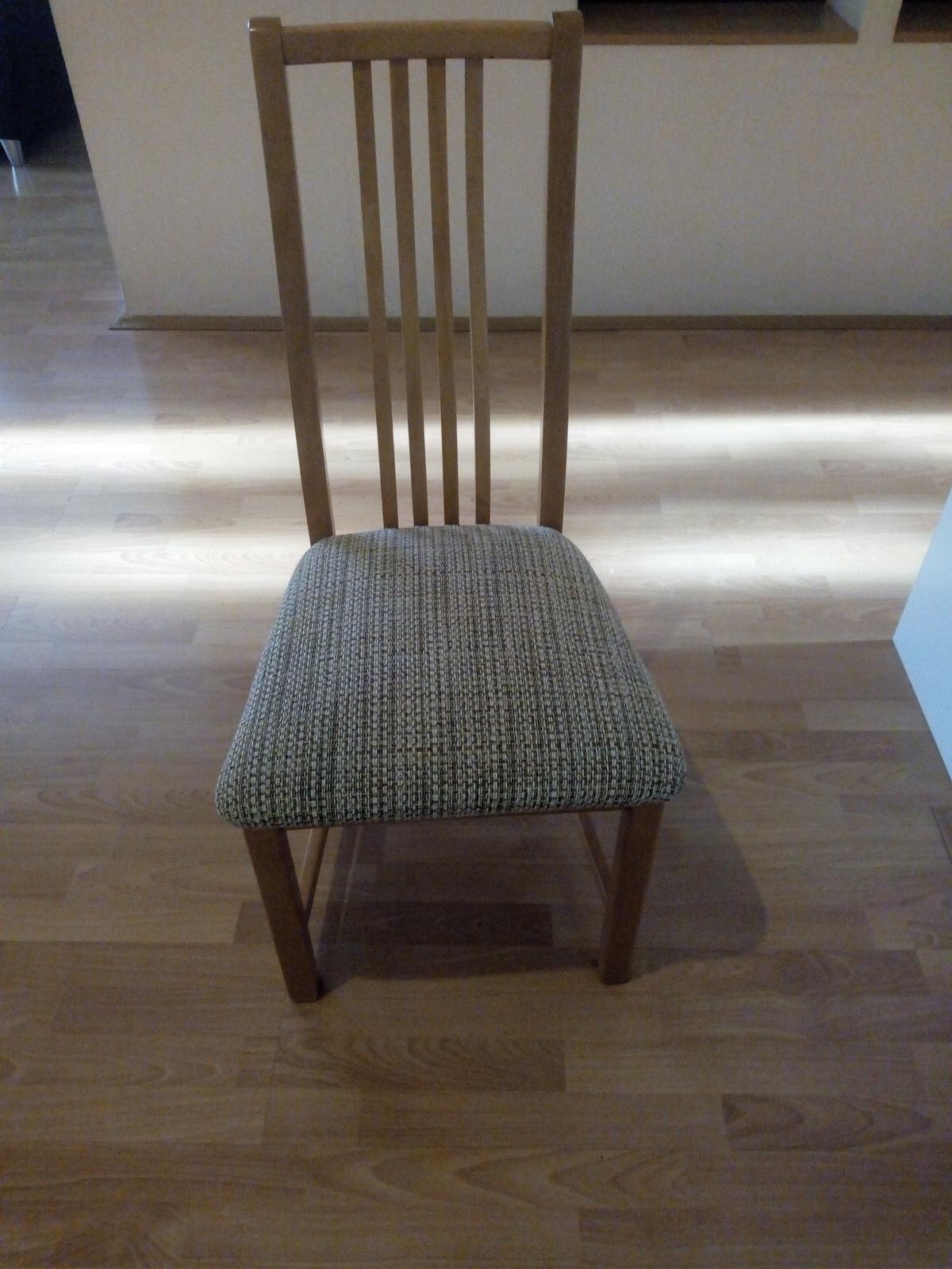 4x stoličky - Obrázok č. 3