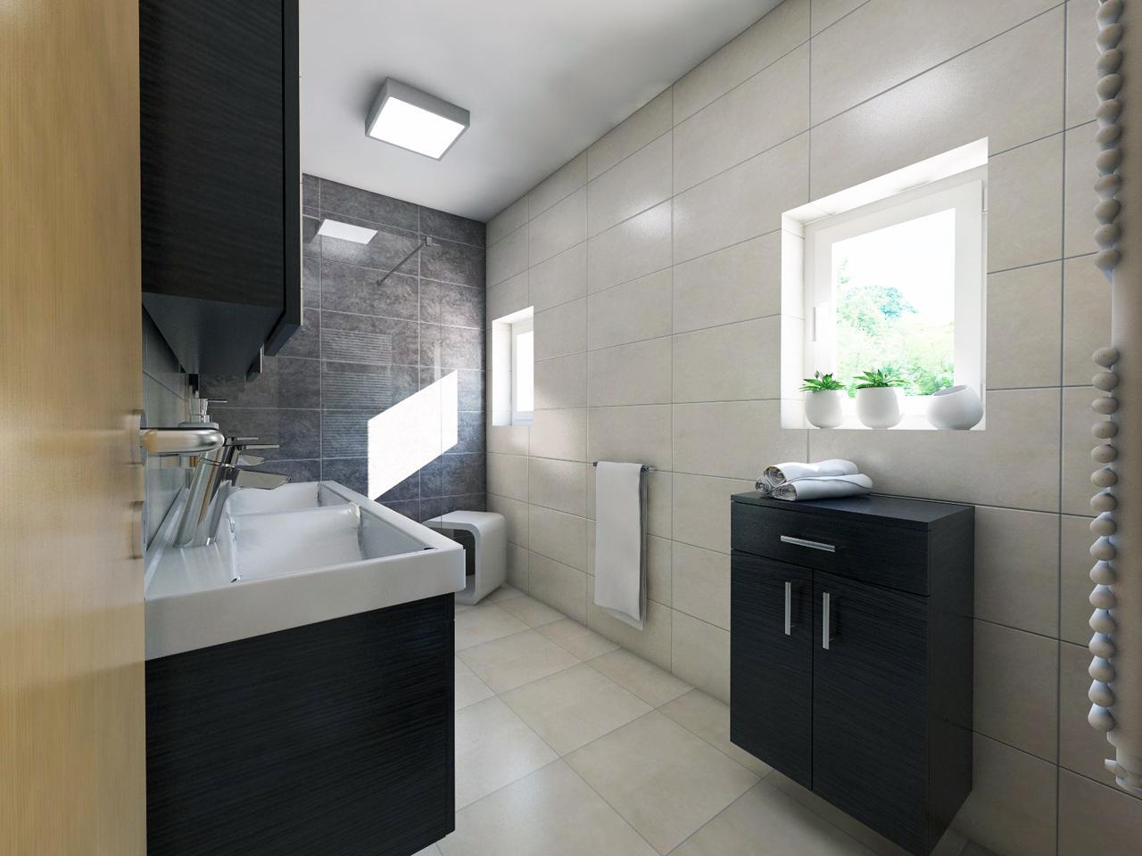 Kúpeľňové inšpirácie - Obrázok č. 7