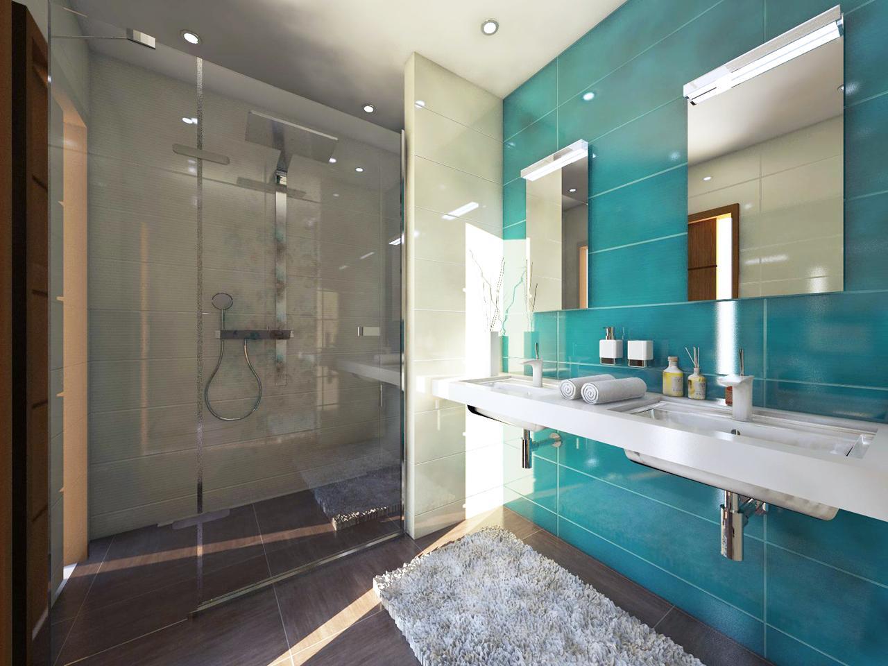 Kúpeľňové inšpirácie - Obrázok č. 27