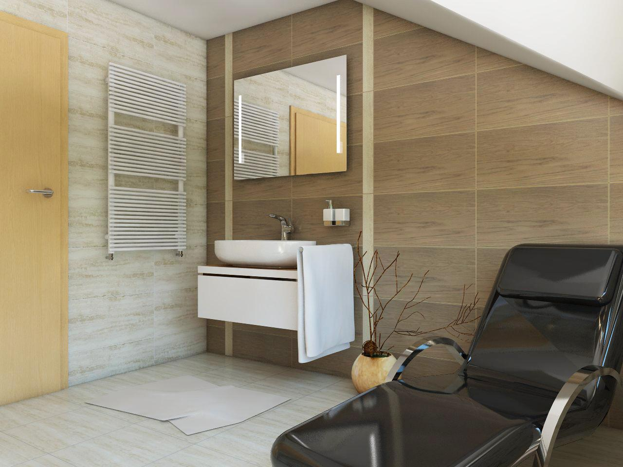 Kúpeľňové inšpirácie - Obrázok č. 34