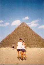 Svadobná cesta-Egypt