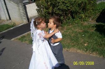 nejmladší svatebčánci