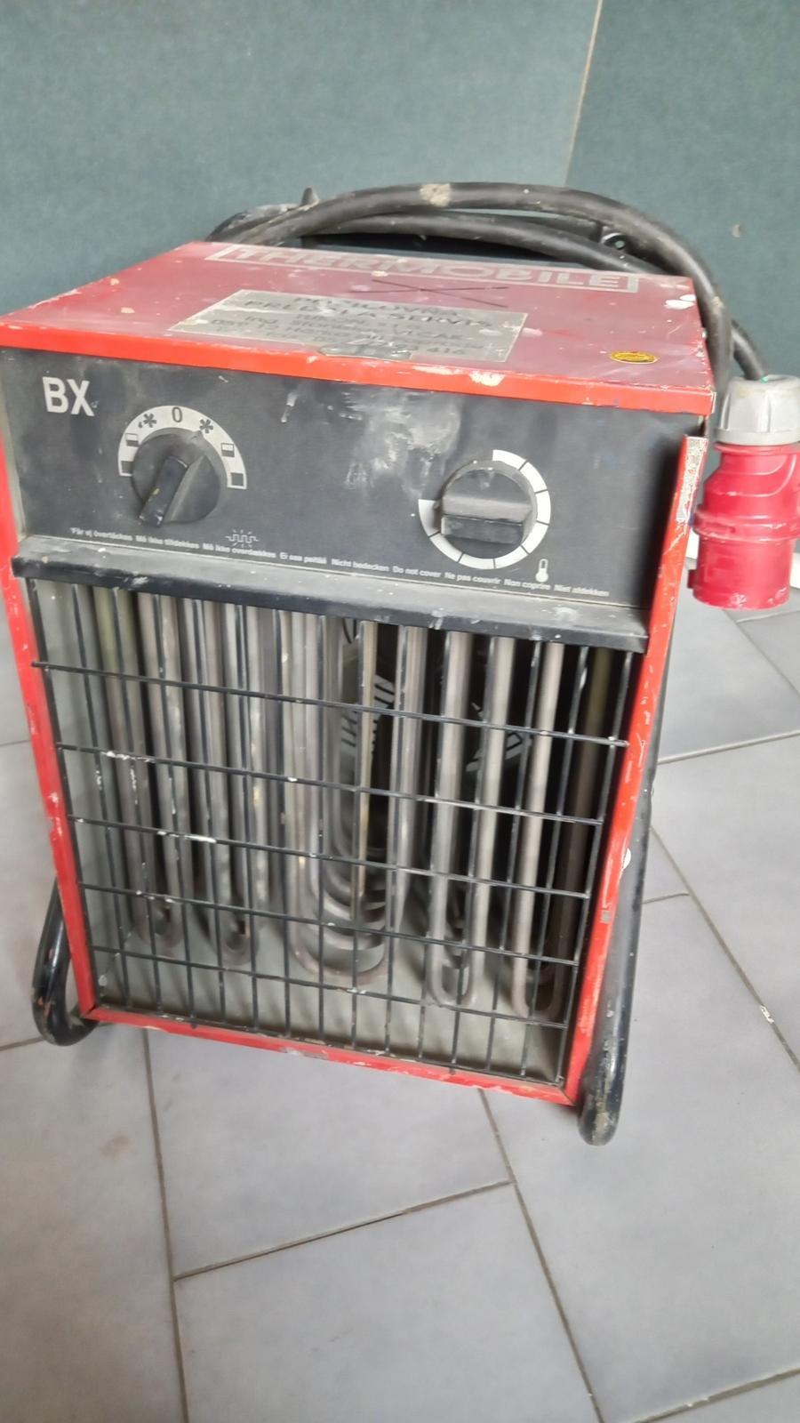 Thermobile BX 15 E - Obrázok č. 1