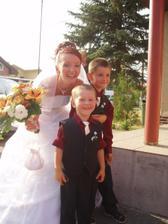 S mojimi synovcami