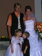 Žeby bola čoskoro druhá svadba?
