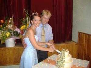 Toto bola naša výborná tortička