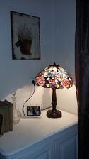 táto skvostná lampa,určite raz zasvieti aj v našom domčeku!!!!!!