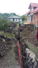 ku kanalizačnej sme pridali aj vodovodnú