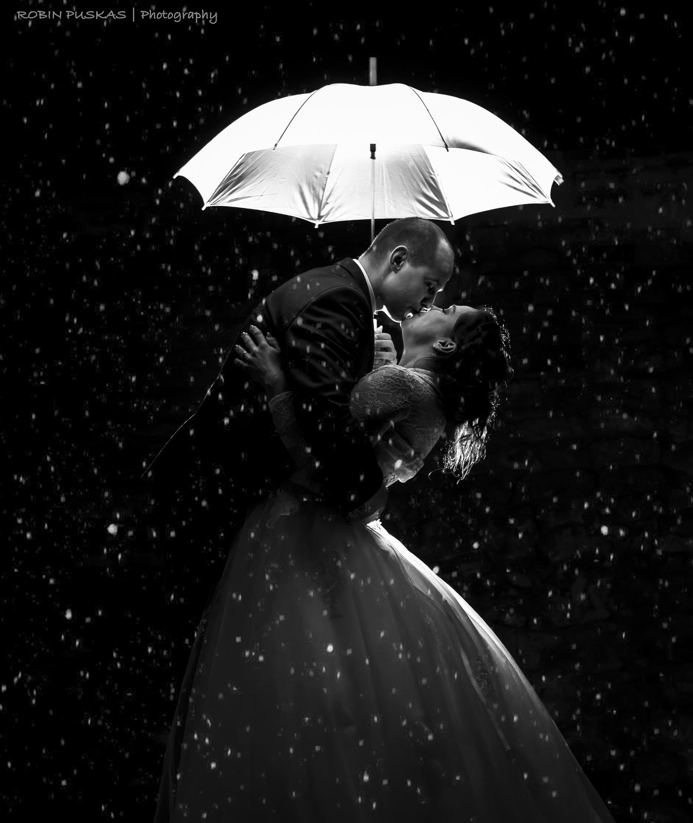 Krásná zimní svatbička ve Veltrusích :) I nám zasněžilo :) - Obrázek č. 1
