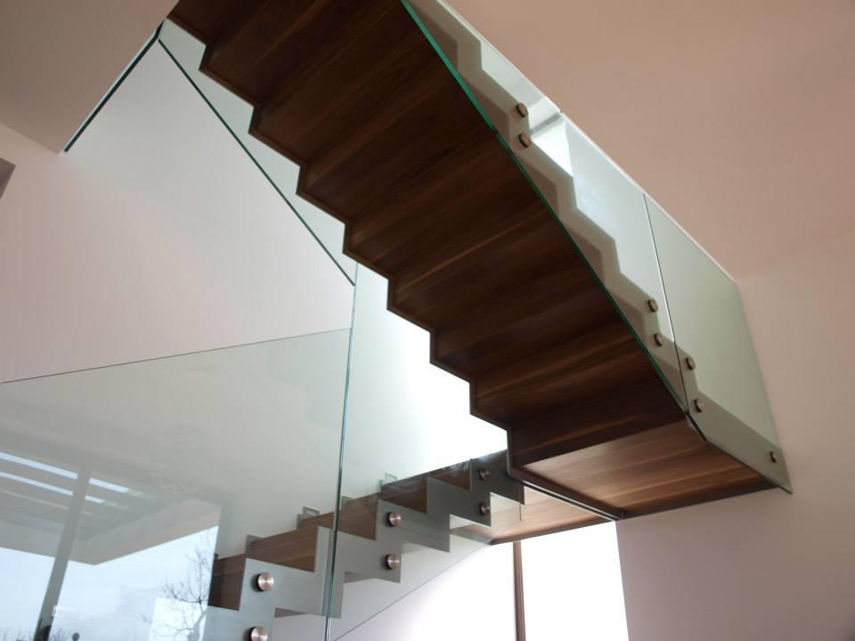 Realizácie - Drevené schodiska - Obrázok č. 2