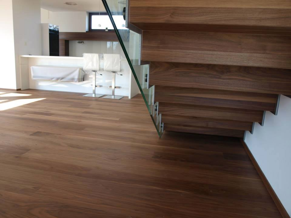 Realizácie - Drevené schodiska - Obrázok č. 6