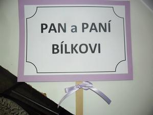 bude to tyrkysové a bude tam: PAN a PANÍ BĚLINOVI