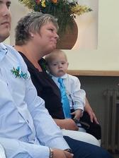 moje teta a náš syn (i slza ukápla)