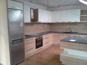 nasa podkrovna kuchyna