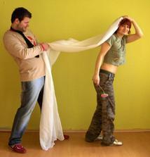 svatba na necisto
