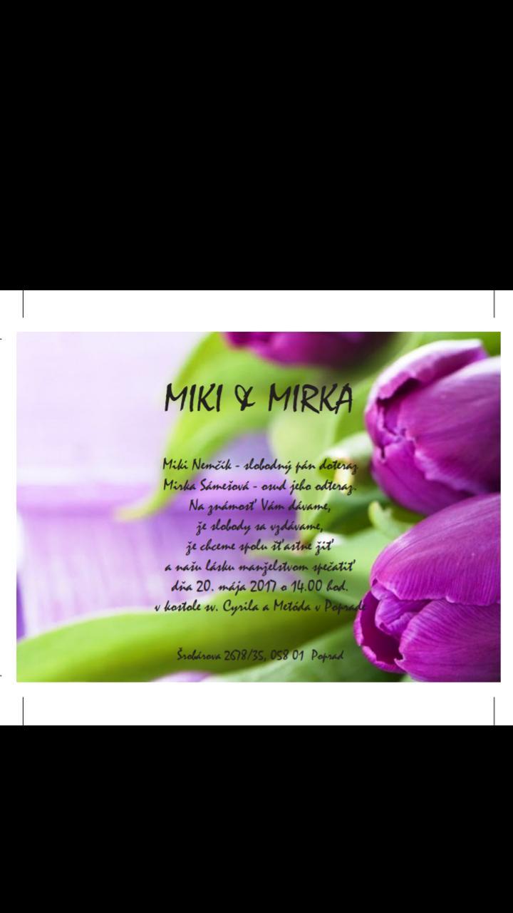 ❤💍💒 Miki&Mimi 20.5.2017 👰💍❤ - Obrázok č. 33