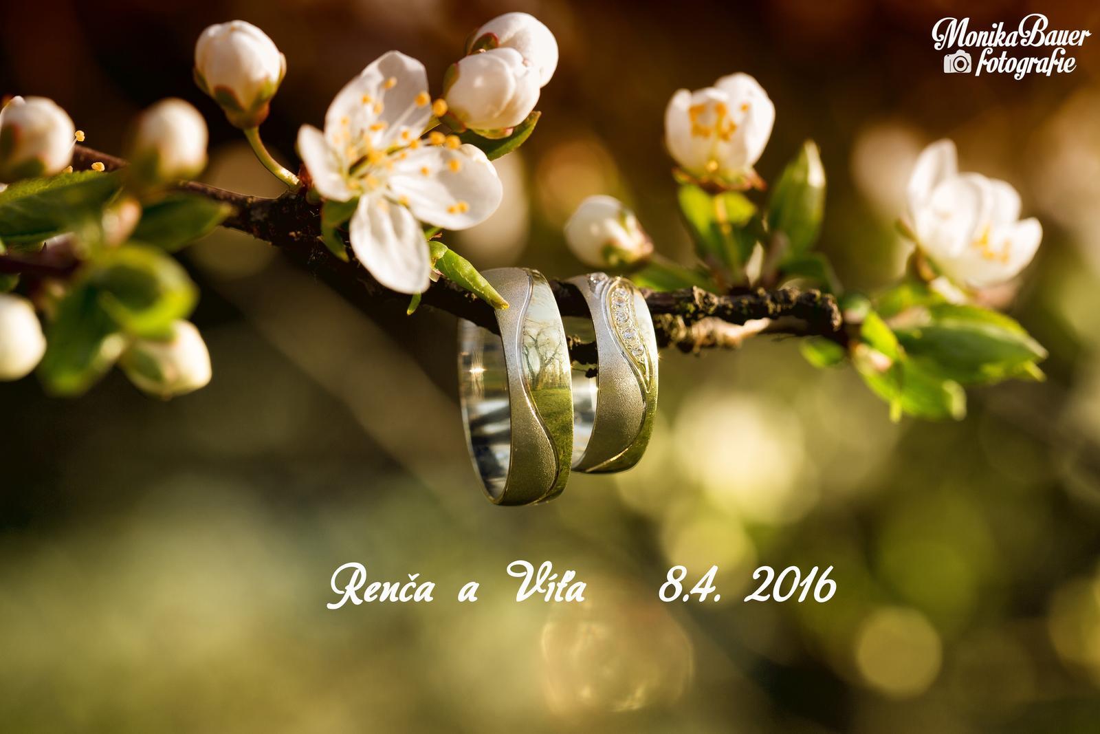 Renča a Víťa - 8.4. 2016 - Obrázek č. 1