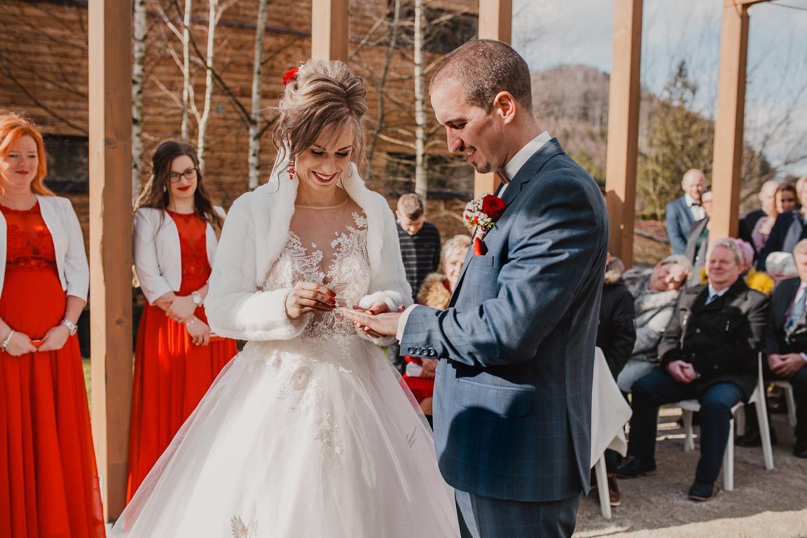Svatba Anetka a Péťa - Obrázek č. 45