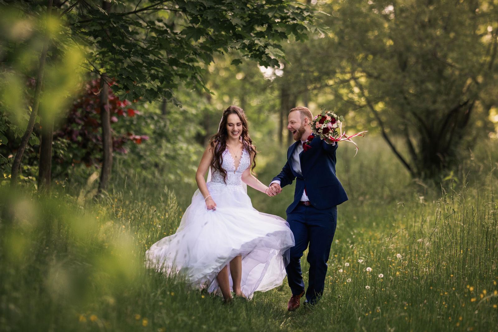 Svatba Ivuška a Radek - Obrázek č. 1
