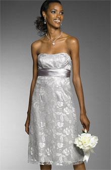 M + D 02. 05. 2009 - strieborné šaty