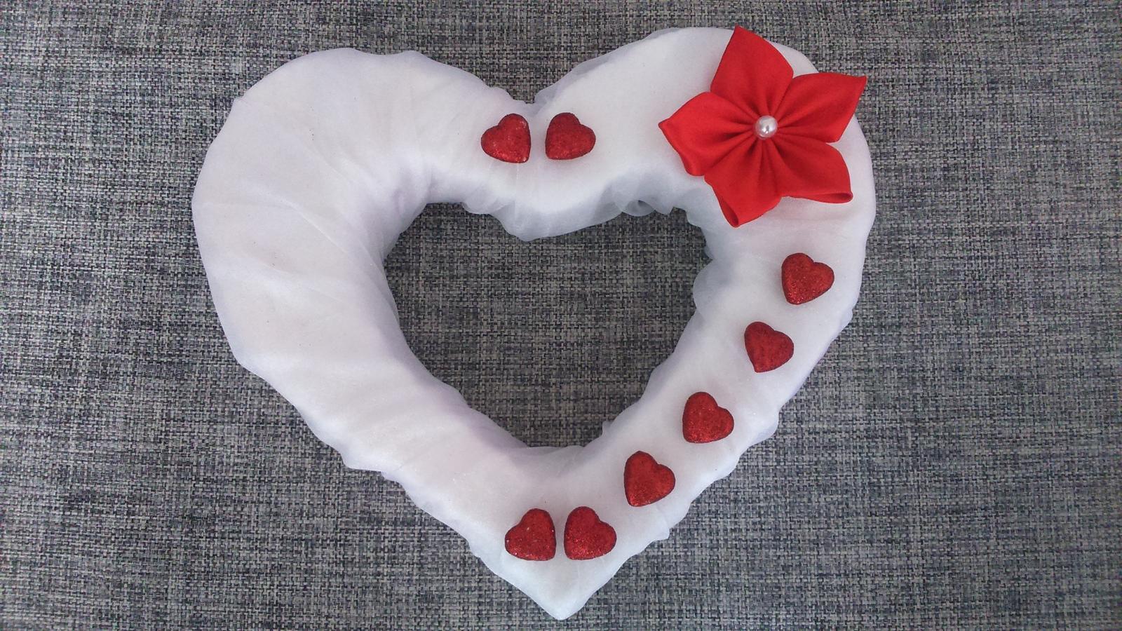 Srdce na auto nevěsty - Obrázek č. 6