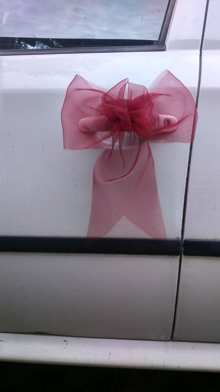 Mašle na kliky aut - Obrázek č. 1