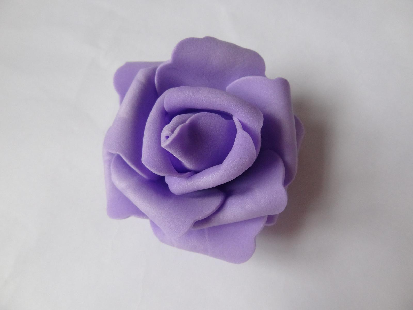 Pěnové růže 6cm - Obrázek č. 2