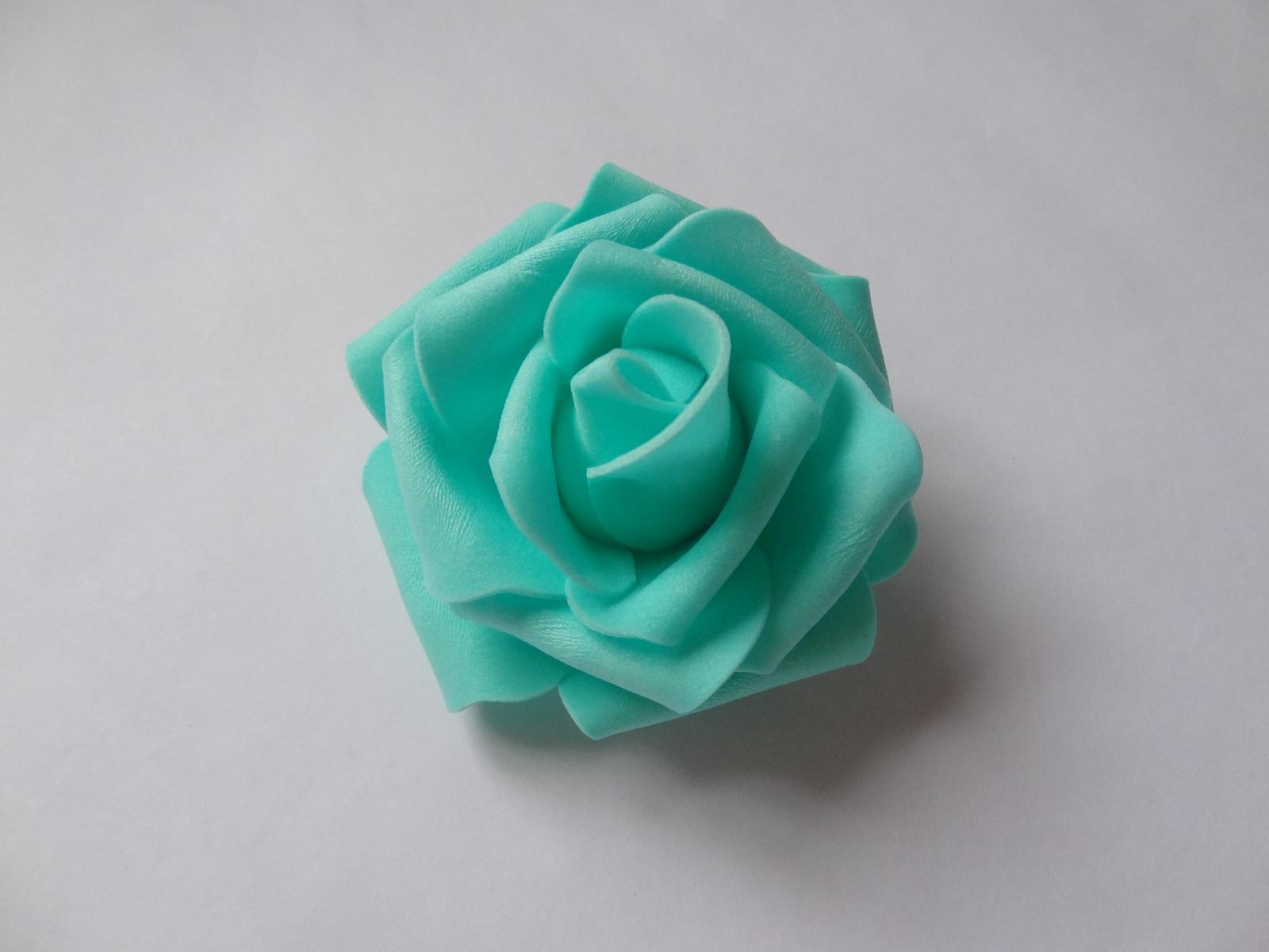 Pěnové růže 6cm - Obrázek č. 3