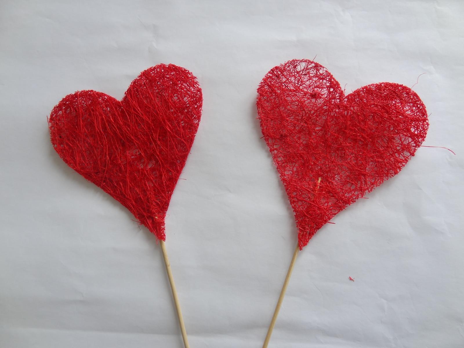 Srdce na špejli - Obrázek č. 1