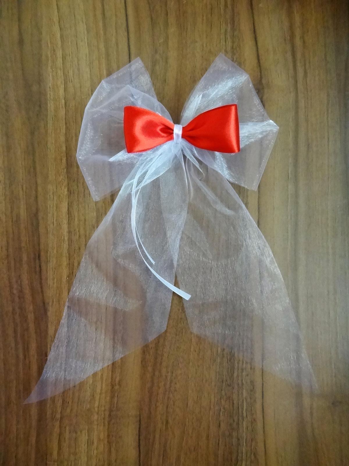 Mašle na kliky-barva na přání - Obrázek č. 1