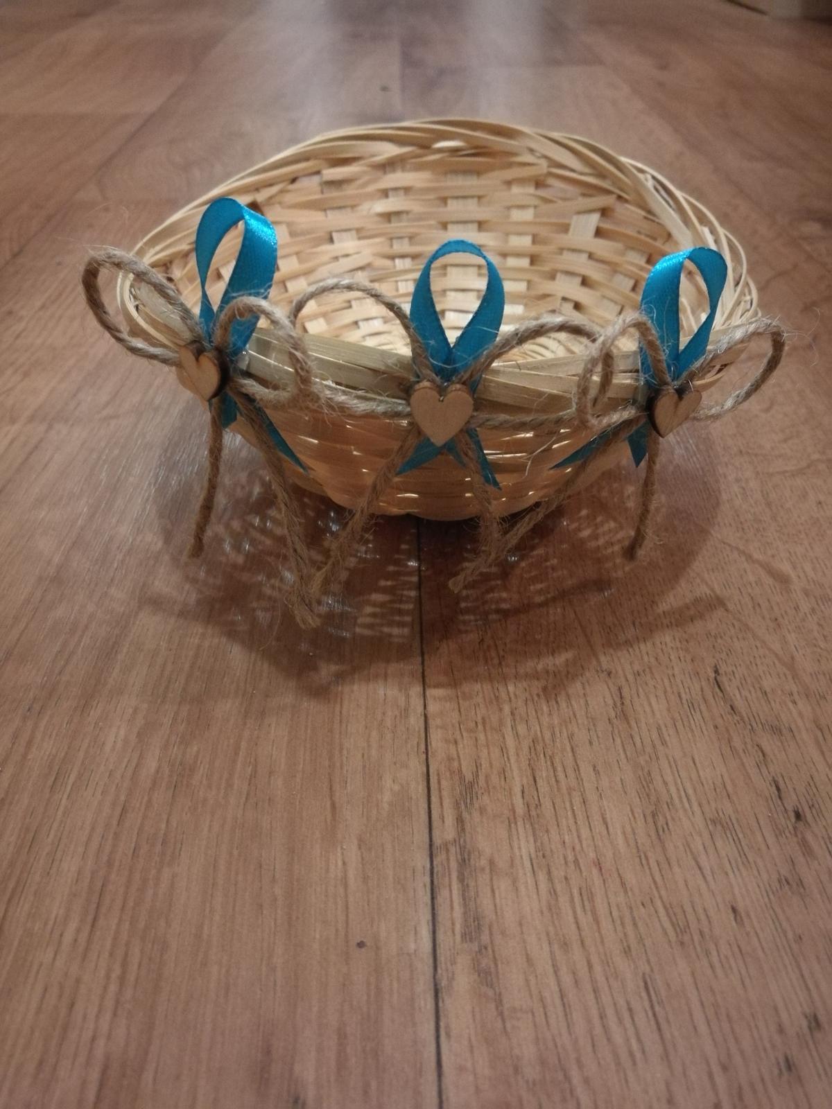 Košíček - barva na přání - Obrázek č. 1