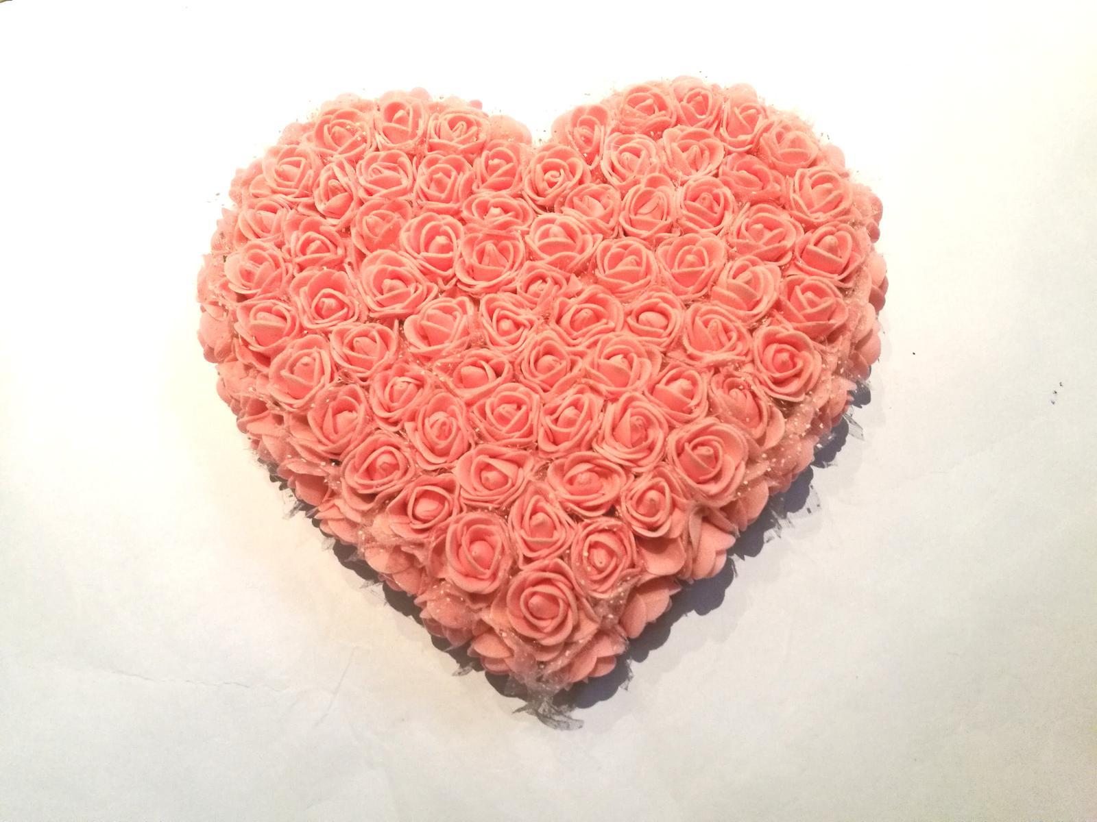 Srdce - barva na přání - Obrázek č. 3